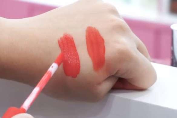 Chat Son 3ce Velvet Lip Tint That Gia